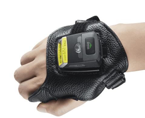 scanner mains libres et gant
